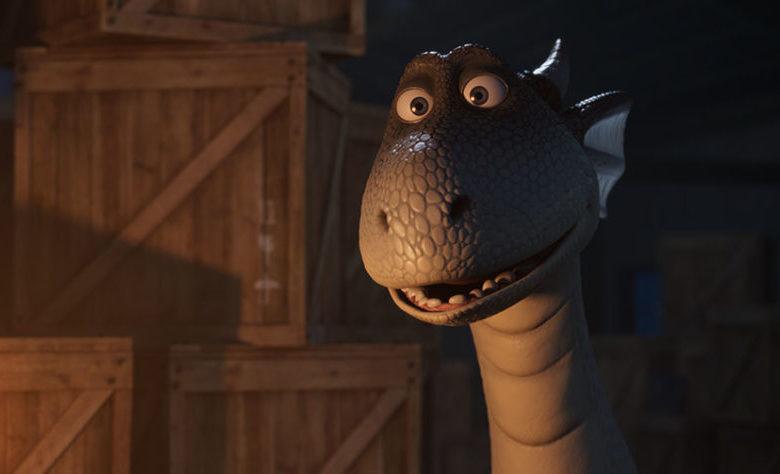 Анимационное приключение Повелитель драконов в онлайн-кинотеатрах