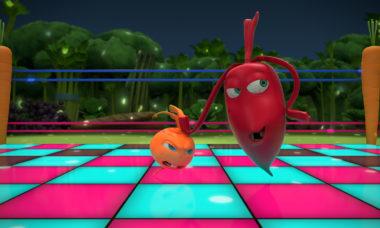 Овощная вечеринка на Малыш ТВ