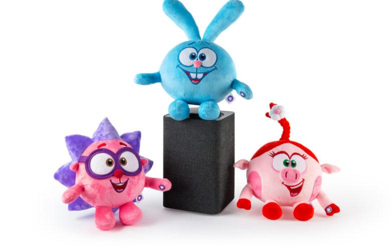 Смешарики игрушки для малышей