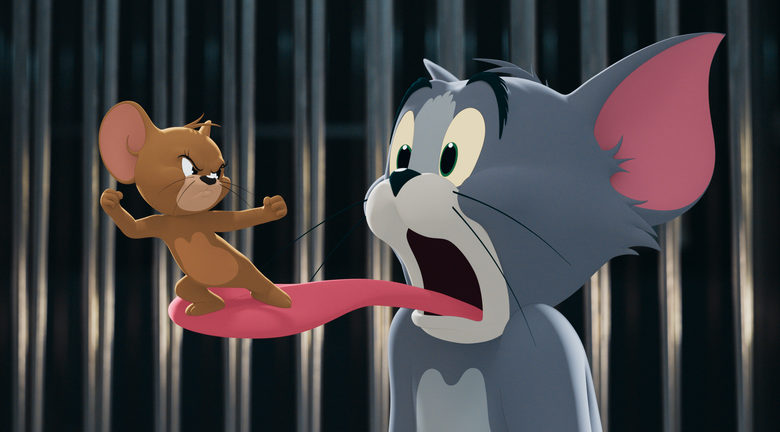 Фильм Том и Джерри в прокате