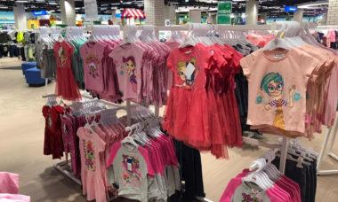 Коллекция одежды Фееринок в Детском мире