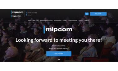 Российская анимация на MIPCOM 2021